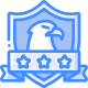 eagle-blue